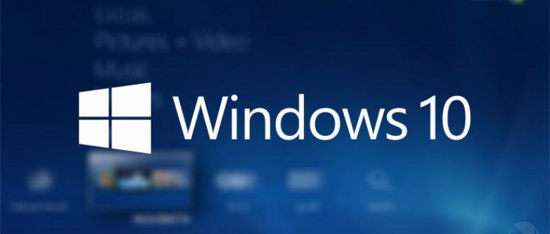 Windows 10 Media Center