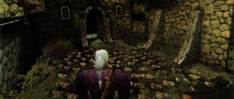 Witcher Prototype 1997