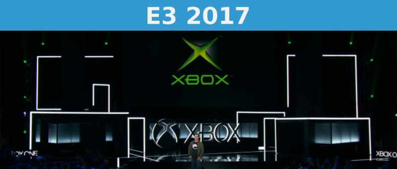 Xbox E 3 2017 Uvodni