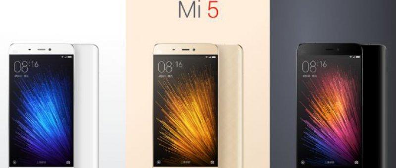 Xiaomi Mi 5 1