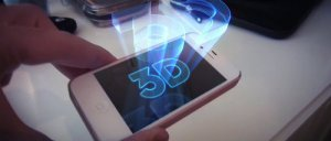3 D Iphone Holographic
