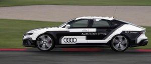 Audi Rs 7 Concept Autopilot