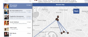 Facebook User Location