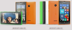 Microsoft Lumia 532 And Lumia 435
