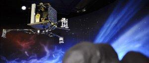 Rosetta Philae Comet