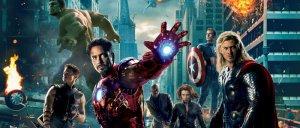 The Avengers Uvodni