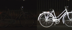 Volvo Lifepaint Bycicle
