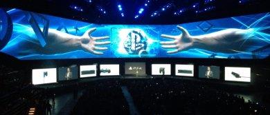 E 3 Sony