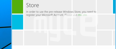 Windows 9 Store