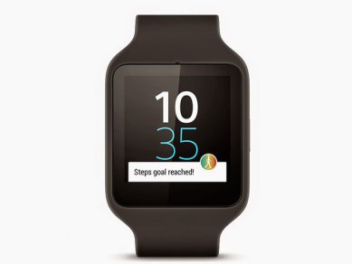 03 Smartwatch 3 Black Small