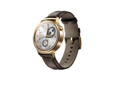 Huawei Watch Hq Photos Standard Gold