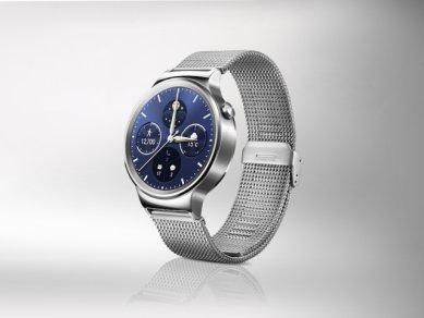 Huawei Watch Hq Photos Standard Silver