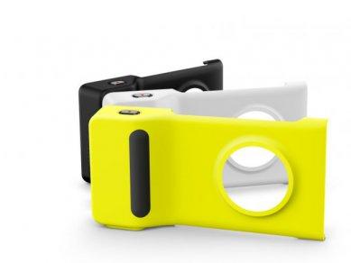 Nokia Lumia 1020 - grip1
