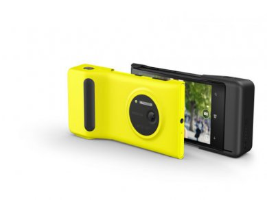 Nokia Lumia 1020 - grip2