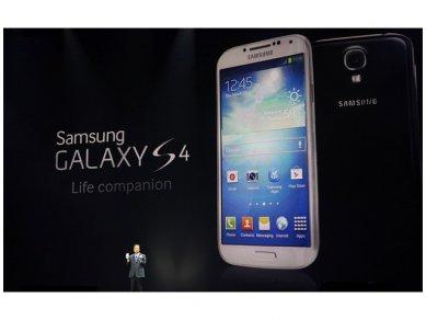 Samsung Galaxy S 4 - představení