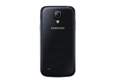 Samsung Galaxy S4 Mini - černá, záda