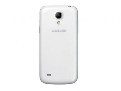 Samsung Galaxy S4 Mini - bilá, záda