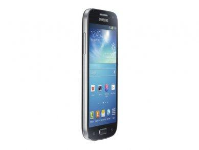 Samsung Galaxy S4 Mini - černá, bok
