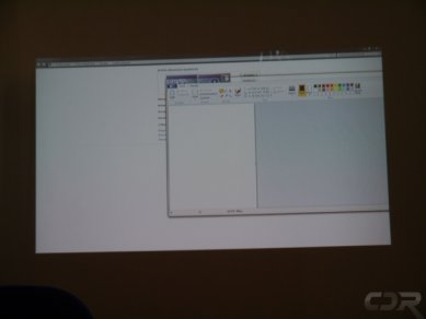 Mini Projektory Test 3