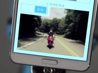 Samsung Smart Bike Camera 2