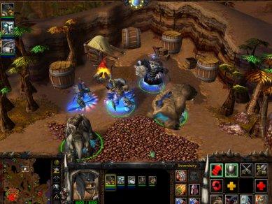 Warcraft 3 Rexxar 1