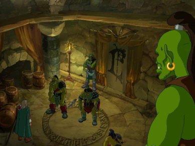 Warcraft Lord 4