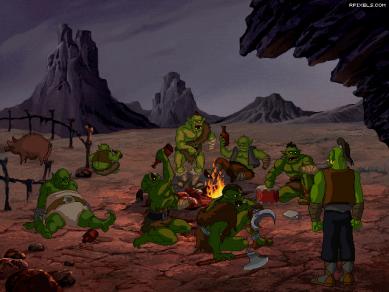 Warcraft Lord 8