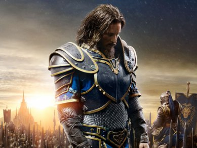 Warcraft Movie Poster 4