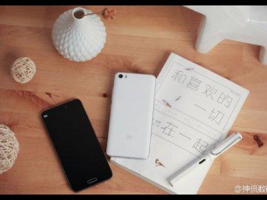 Xiaomi Mi 5 6