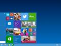 Windows 10 Tech Preview Start Menu