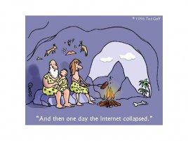 Konec internetu