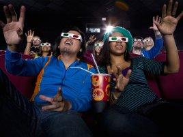3 D Film Cinema
