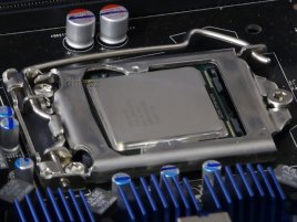 Intel Core i7/i5 + P55: Intel Core i7 870