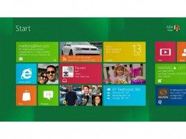 Windows 8 - Metro plocha