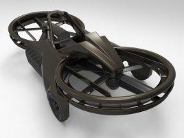 Aerofex Hoverbike 1