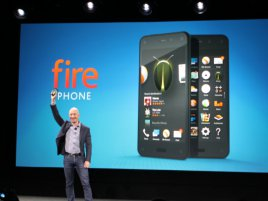 Amazon Fire Phone Jeff Bezos