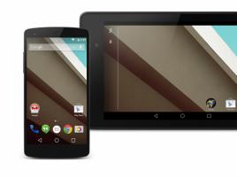 Android L Dev Prev
