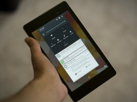 Android L Preview Nexus 7 2