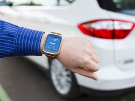 Androidwatch Ford