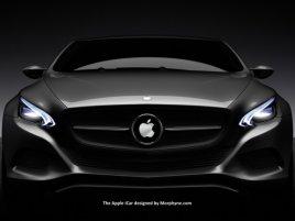 Apple Icar Steve Jobs