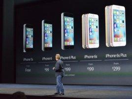 Apple Iphone 6 S Live 2336