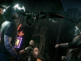 Batman Arkham Knight Screenshot 01