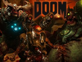 Beautiful Doom 4 Wallpaper