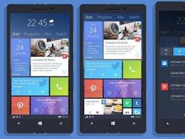 Concept Windows 10 Per Smartphone Phone Insider