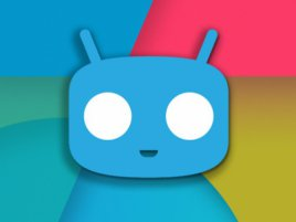 CyanogenMod-Android_logo