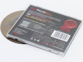 Data Tresor Disc - krabička s médiem