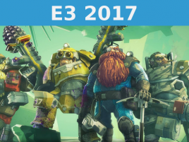 Deep Rock Galactic E 3 17