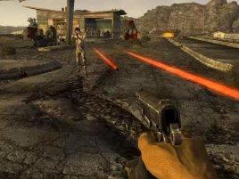 Dodge Bullets Fallout