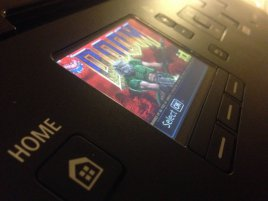 Doom Printer Hack