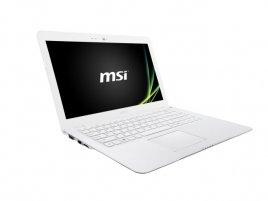 MSI notebook S30 - promo